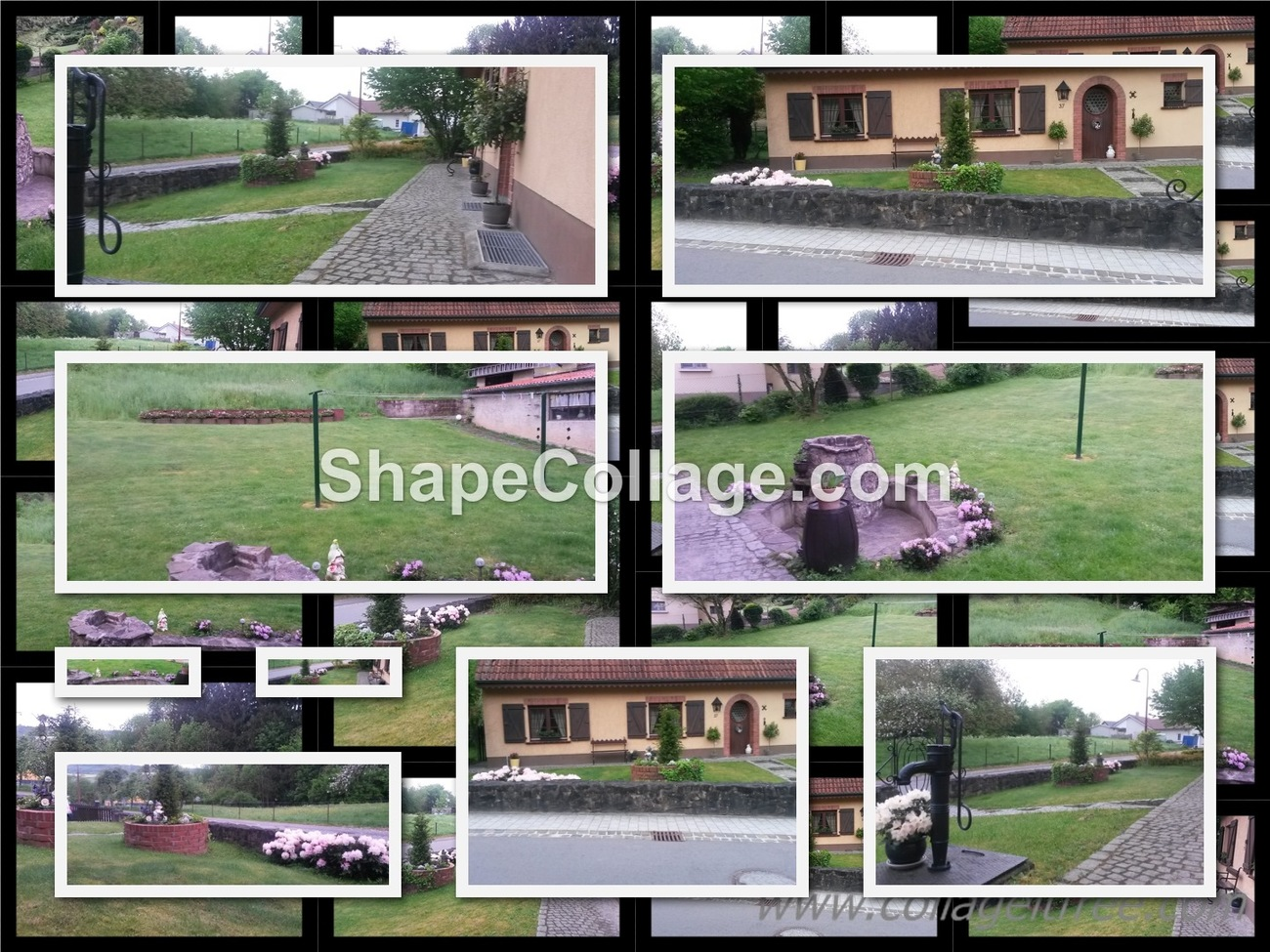 House Collage 2 by renecyberdoc