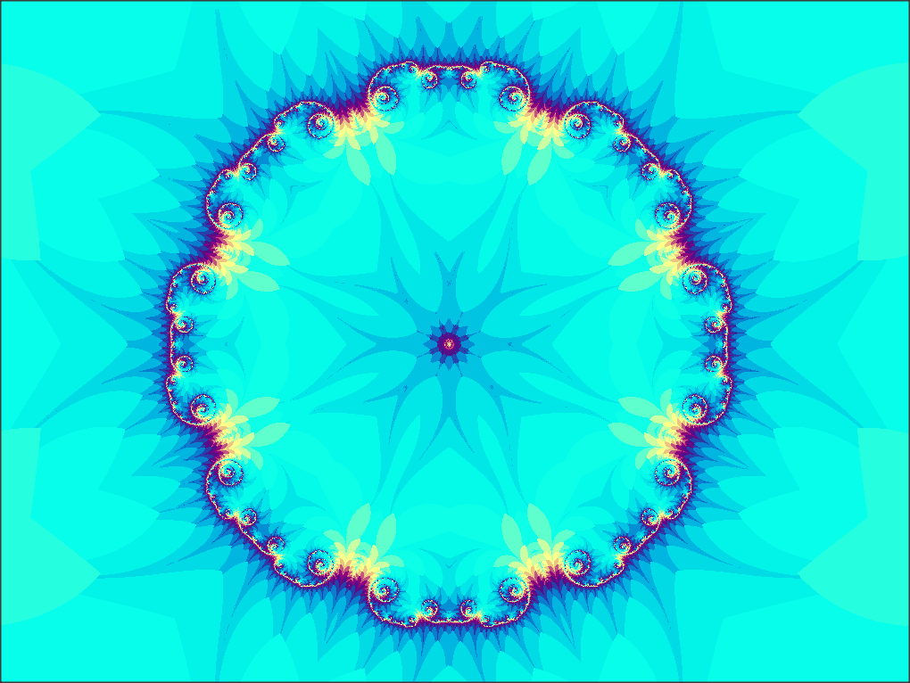 The Happy Fractal by Zaimless