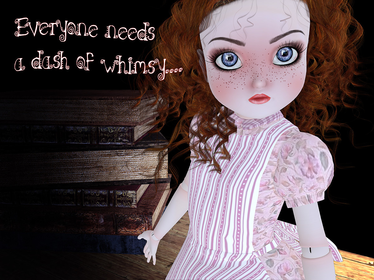 A Dash Of Whimsy by visualgirl
