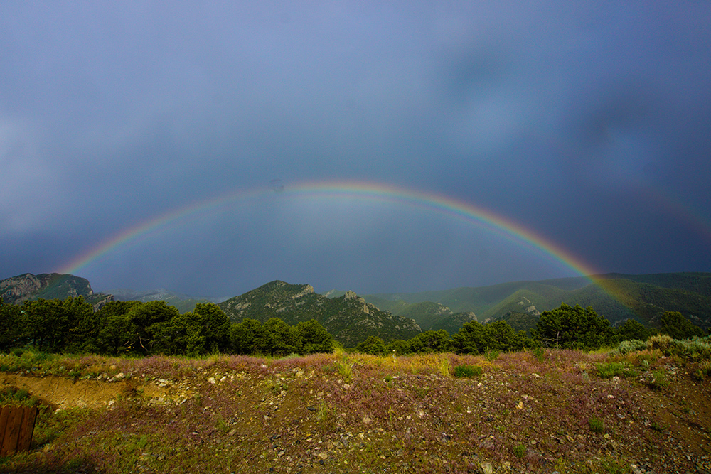 Over the Rainbow by EJD64