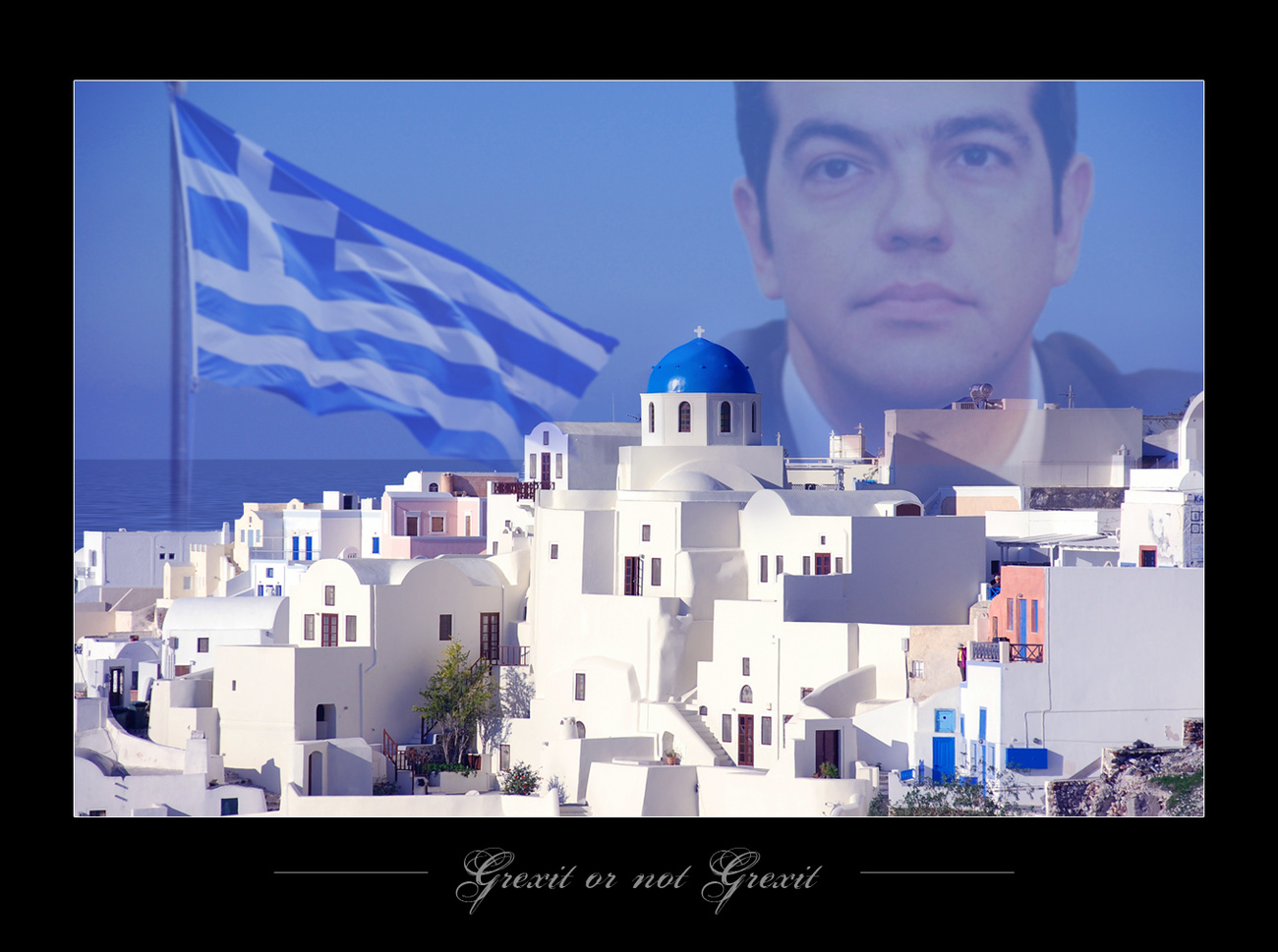 ~ Grexit or not grexit, the greek dilemma ~