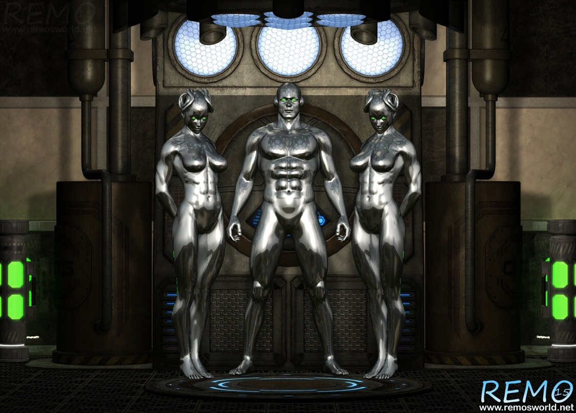 Chromium-3 by remo