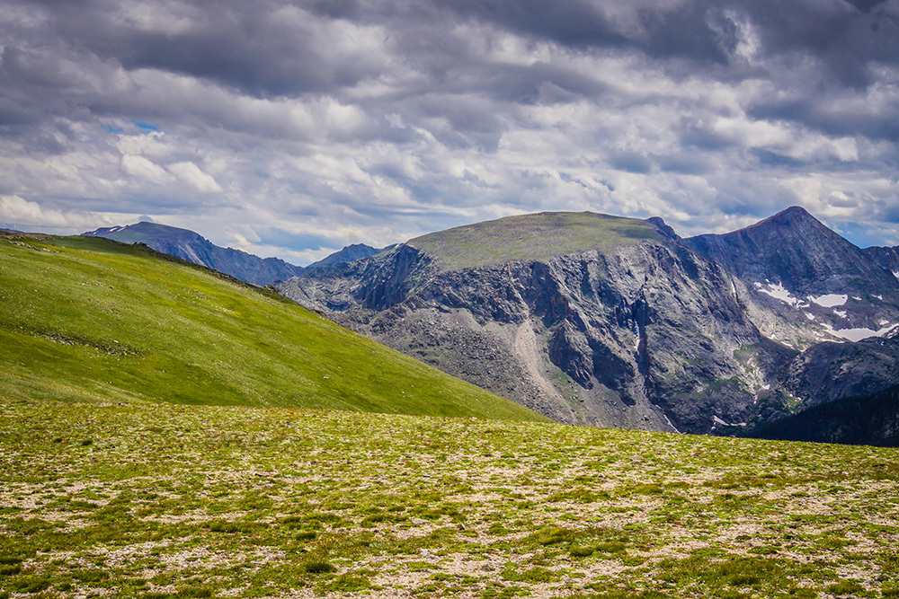Flat Top Mountain by EJD64