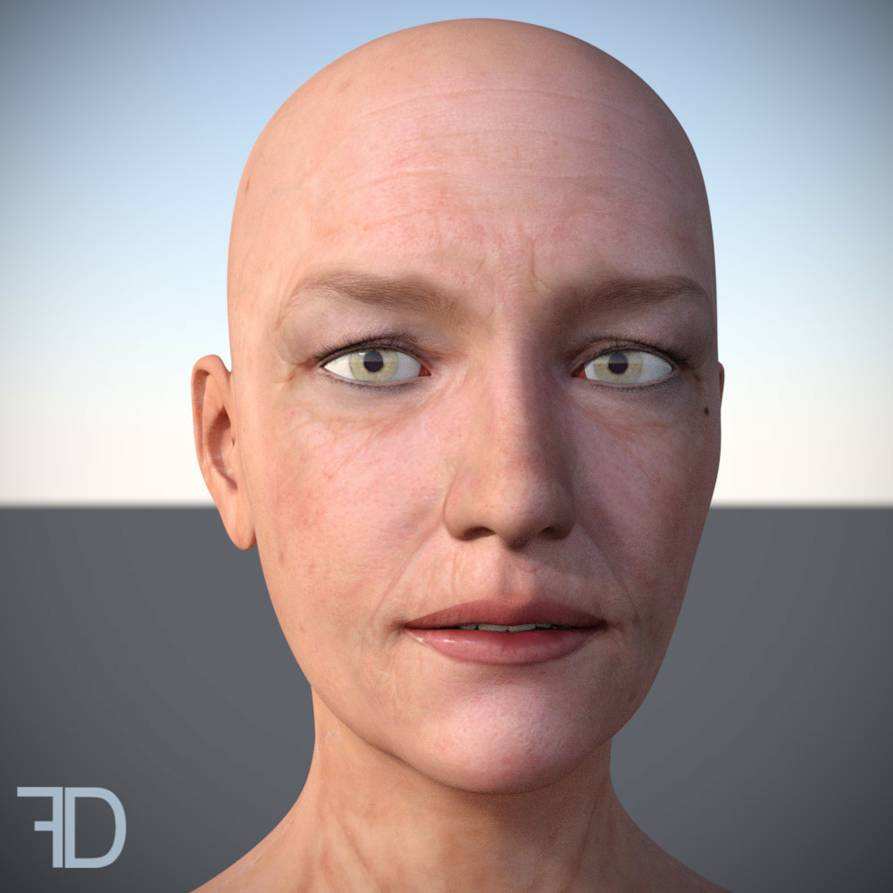 Odelle for Genesis 3 Female