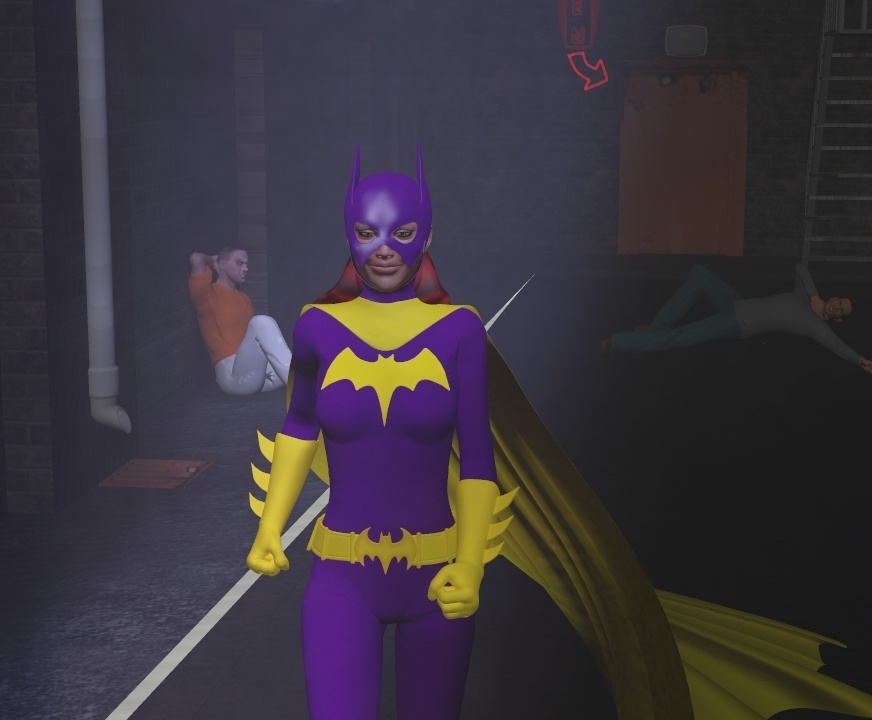A tribute to the Original Batgirl of my Generation by redwulf