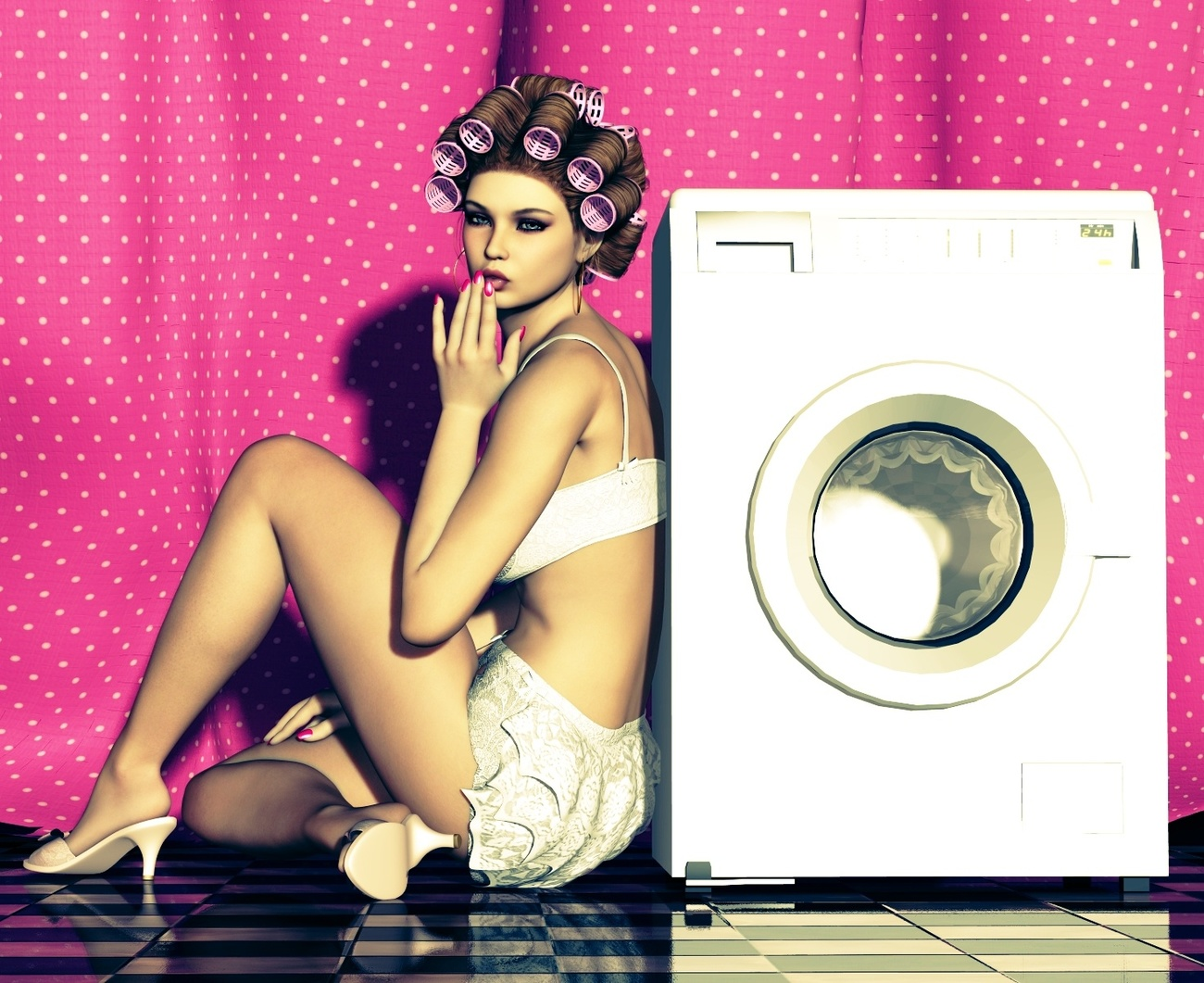 Dirty Laundry *For Jim* by Savage_dragon