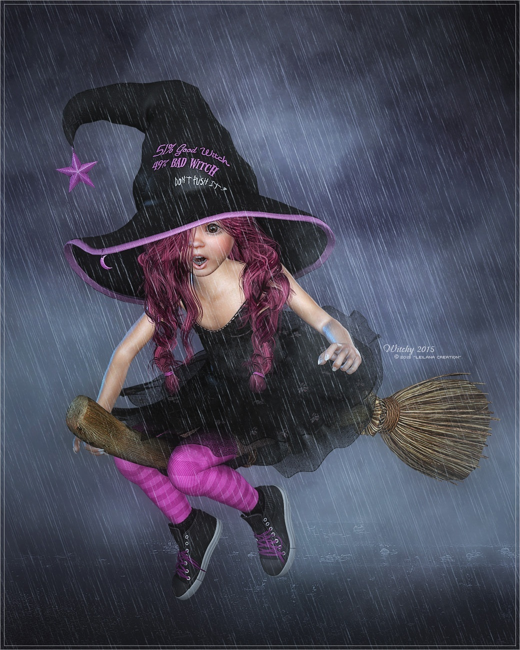 ~*Witchy 2015*~ by Leilana