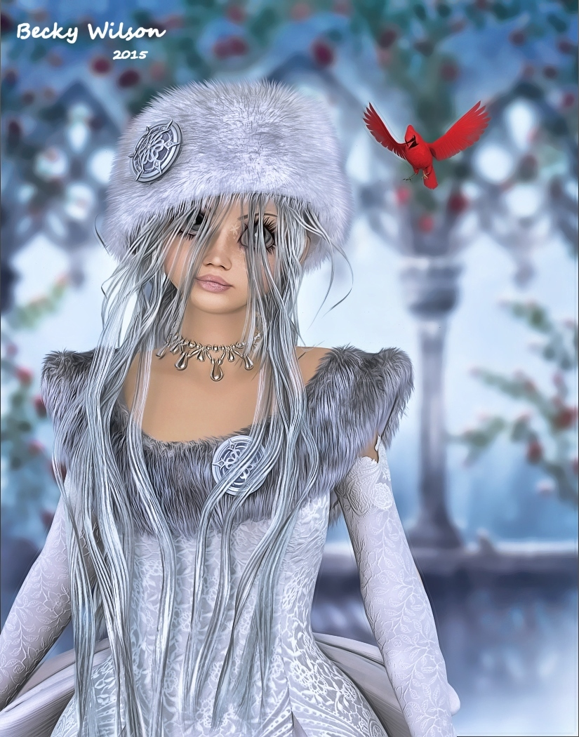 Winter Dreams 2015 by boobunny