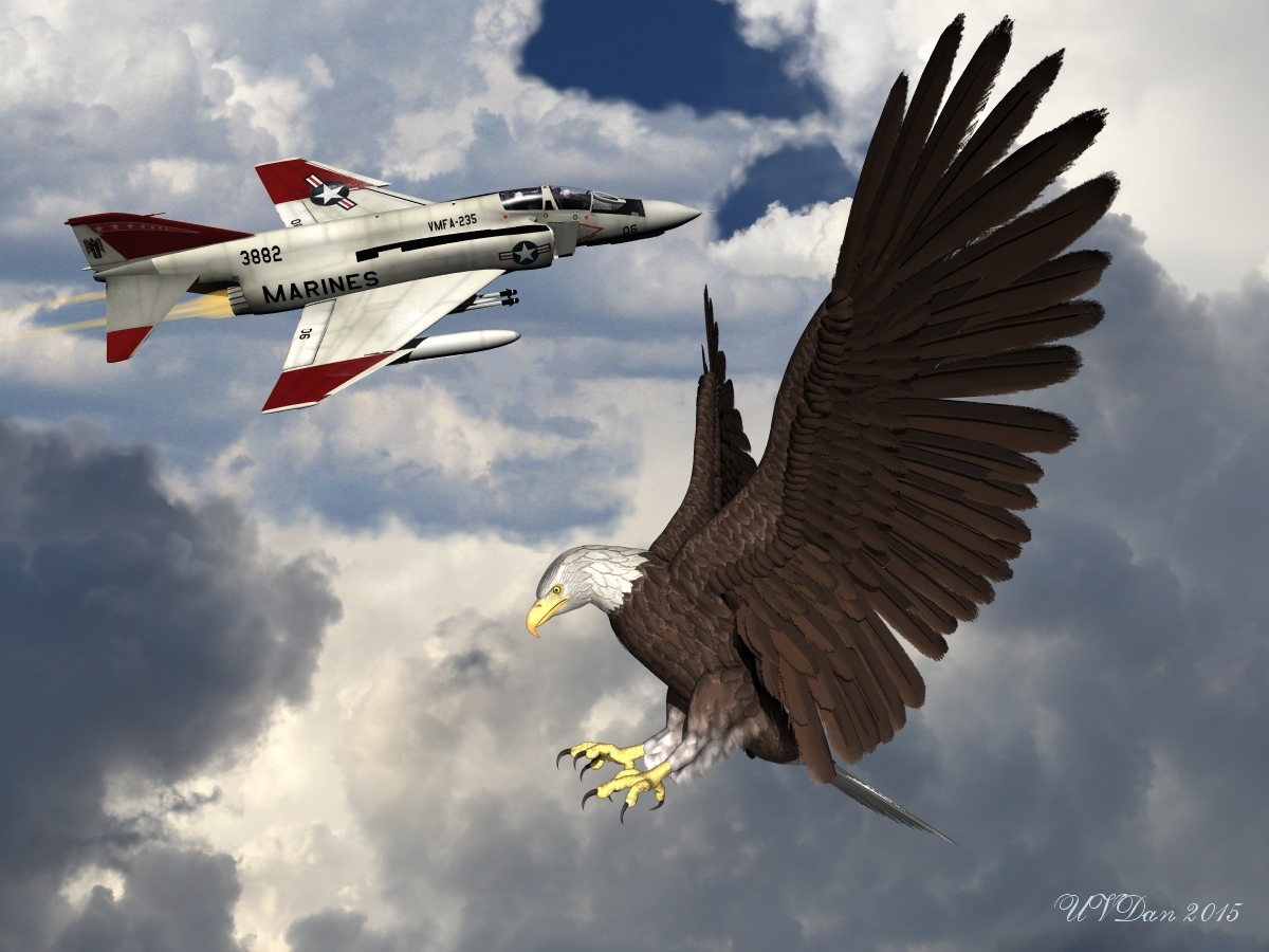 Where Eagles Dare by UVDan