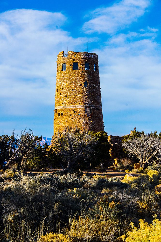Watchtower at Desert View by EJD64