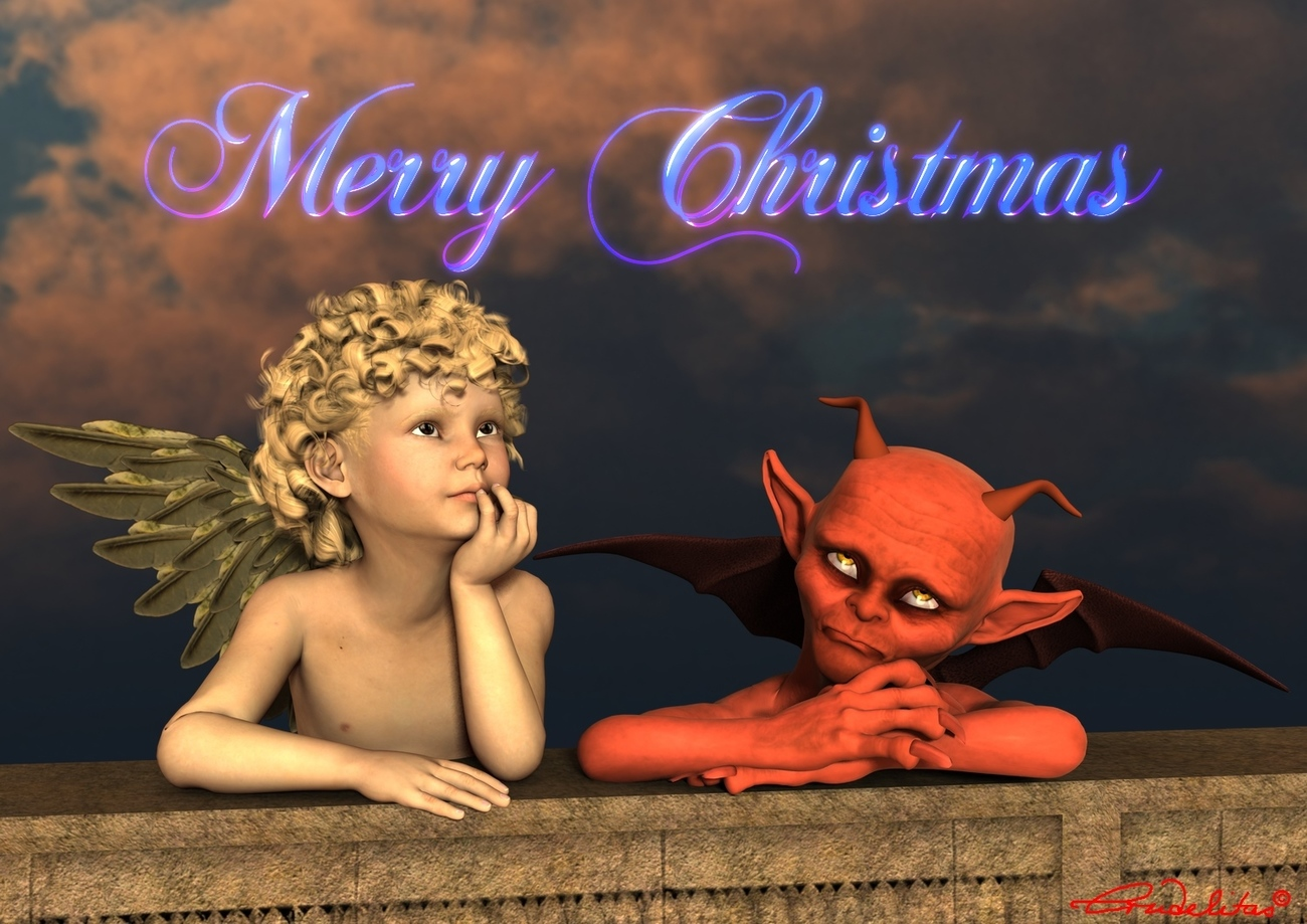 Merry Christmas to my friends