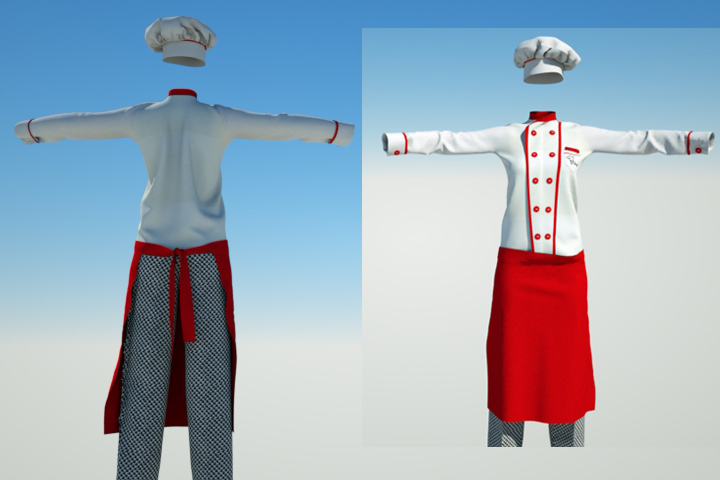 Work in Progress: Le Chef 4 by Beat578