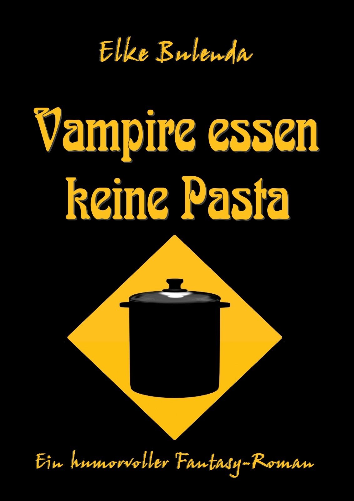 Vampires do not eat pasta (Cover) by Crudelitas