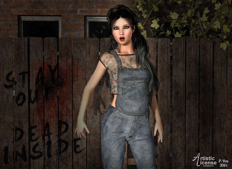 Lully's LIE Makeups for Genesis 3 Female by Lully by Artistic_License