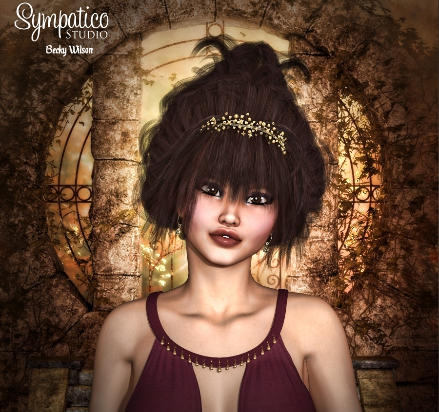Hair Salon Unseelie 2016 by boobunny