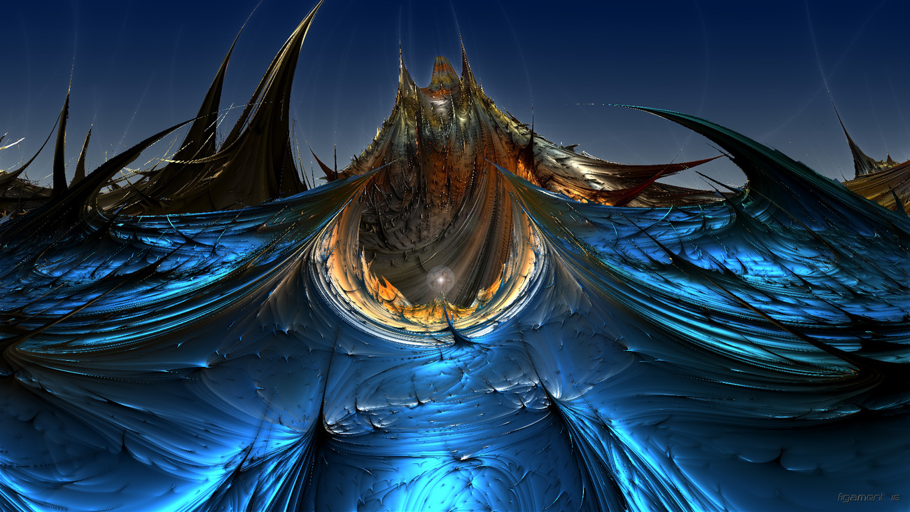 The Heart Of The Sea by rhol_figament
