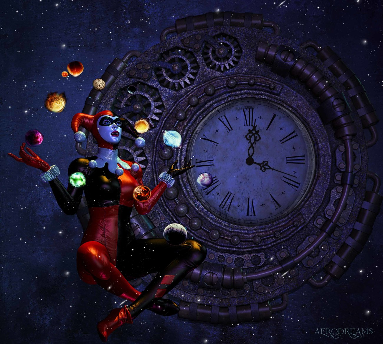 time of illusions by aerodreams