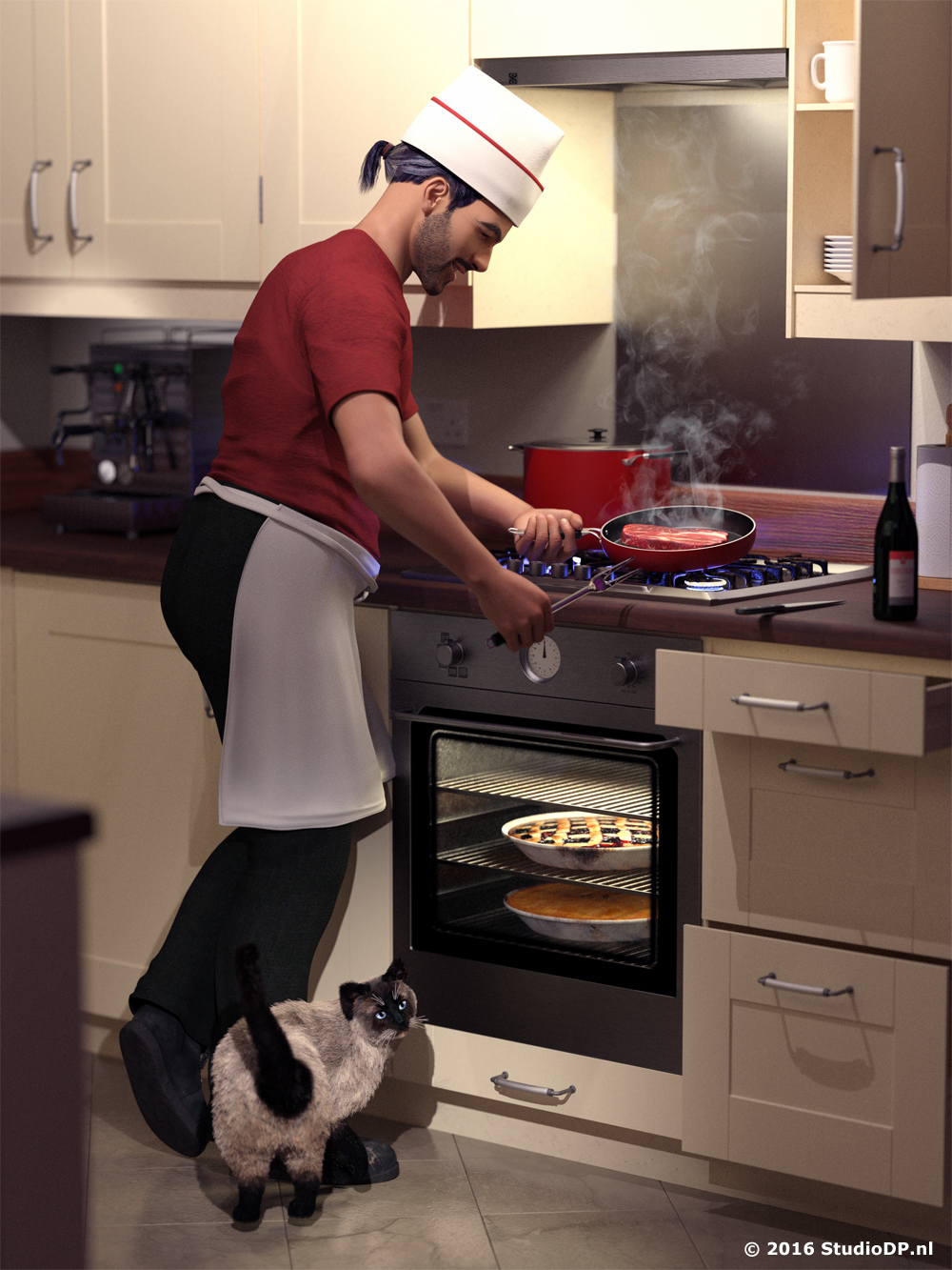 Hobby Cook