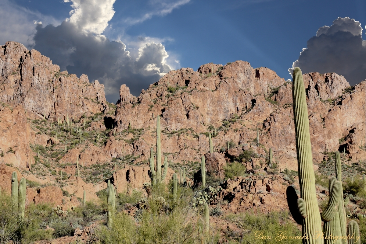 Hewitt Canyon Arizona 4 by UVDan
