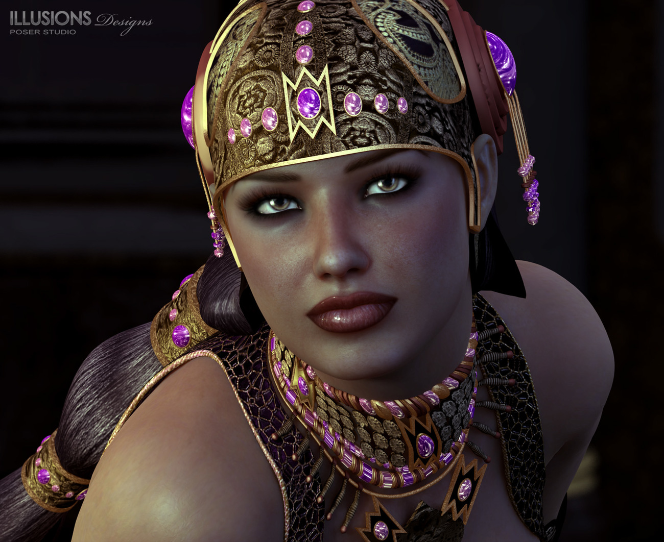 Salome by Alyah