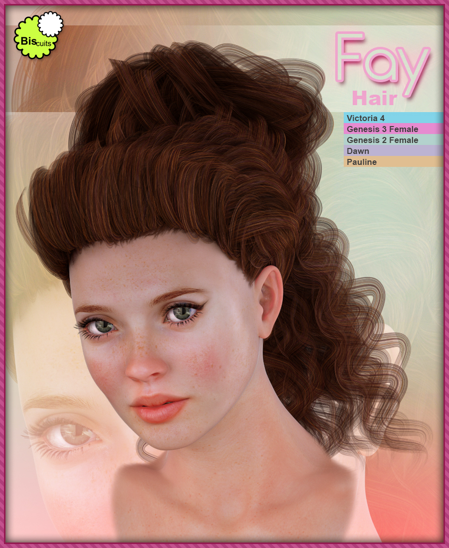 Fay Hair by Biscuits