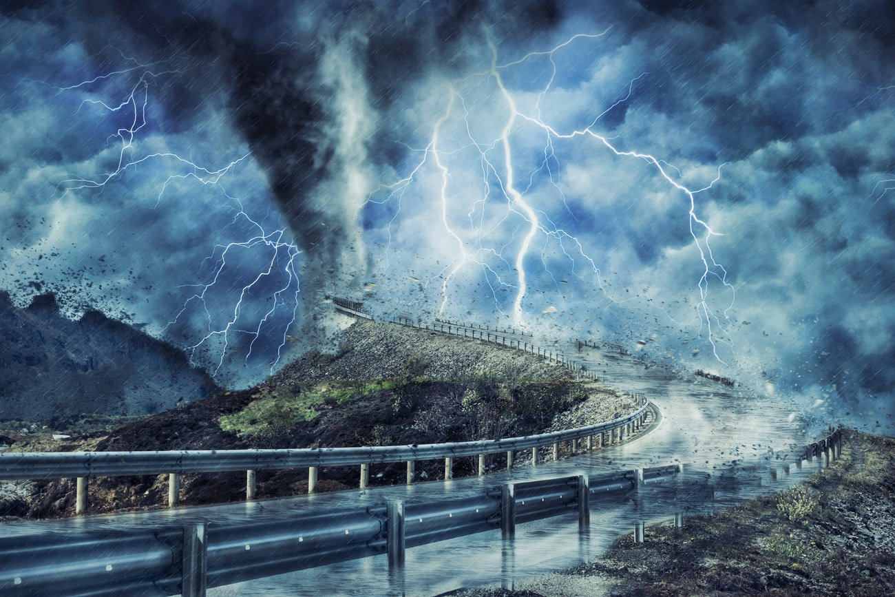 The Storm by LPR001