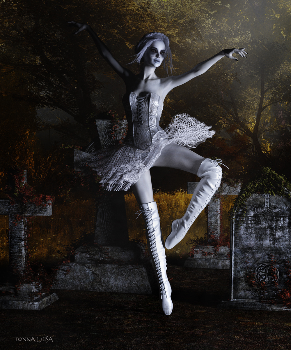 Dance Macabre by OddMuse