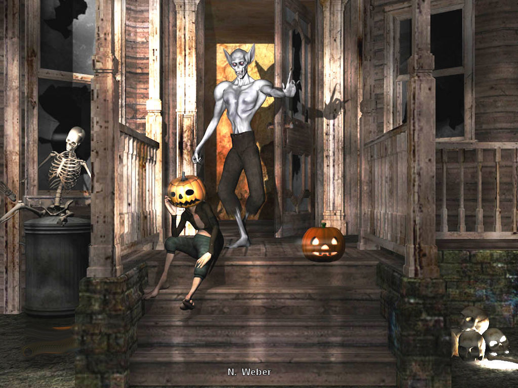 No son it's not Halloween yet by vitachick