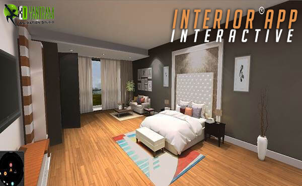 Interactive Interior Application