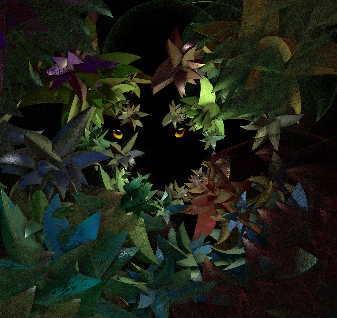 Playing in the fractal jungle... by beas62