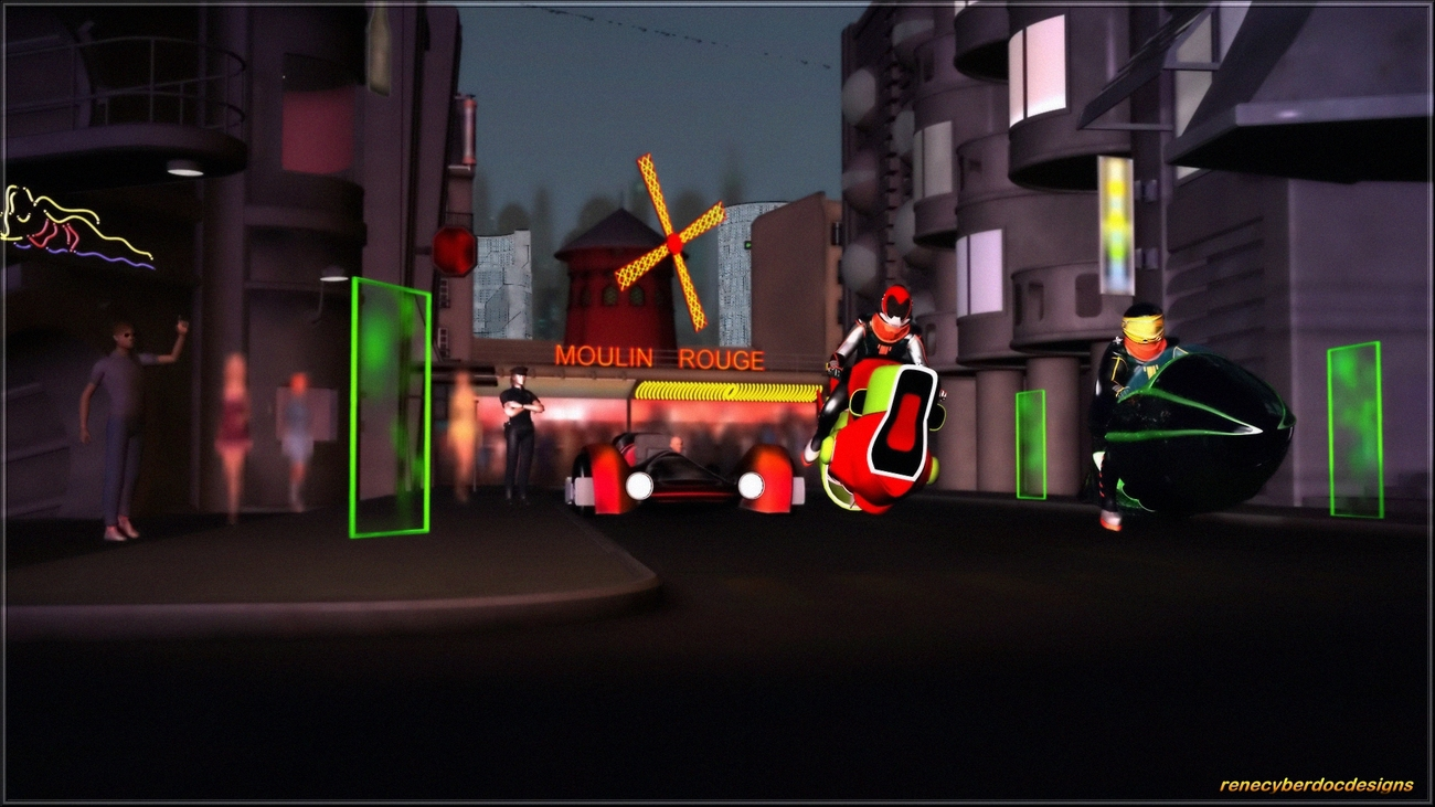 Moulin Rouge Grand Prix by renecyberdoc