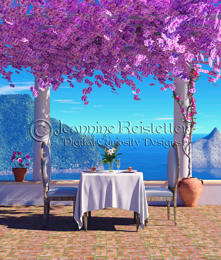 Table for Two by Cupcake