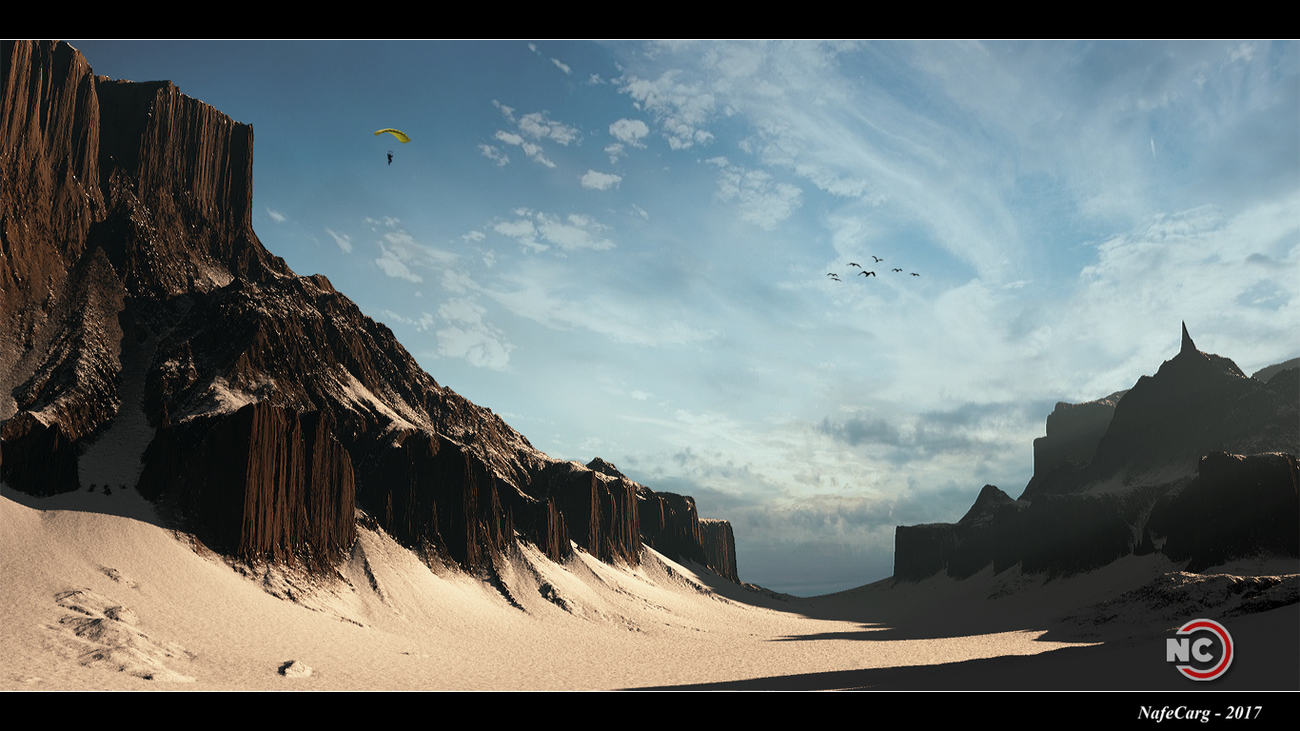Canyon 2 by NafeCarg