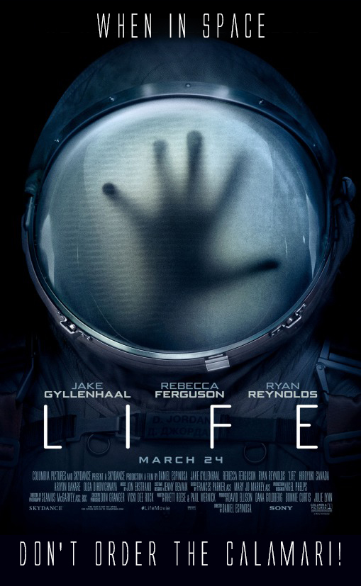 Life Poster Redux by plasmid