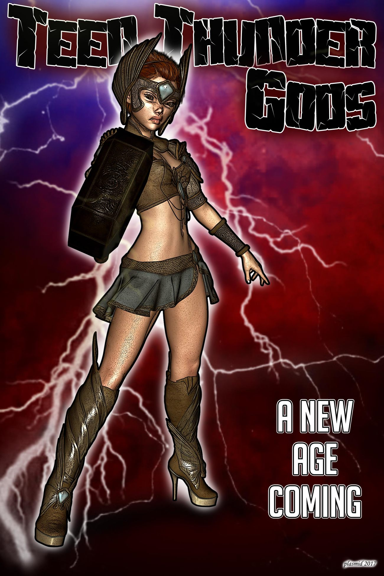 Teen Thunder Gods: A New Age Coming by plasmid
