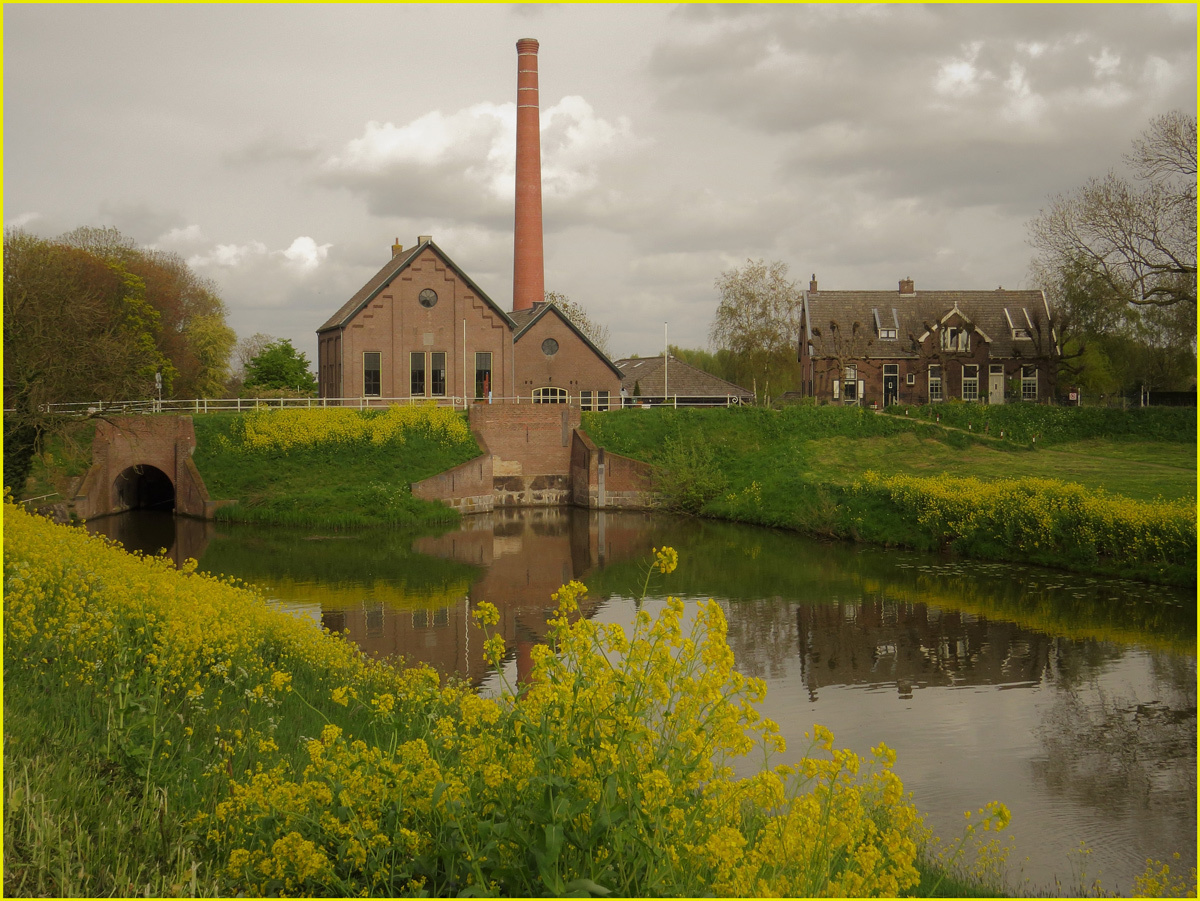 The steam pumping station by iaacf