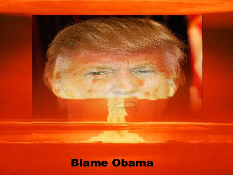 Blame Obama by intro