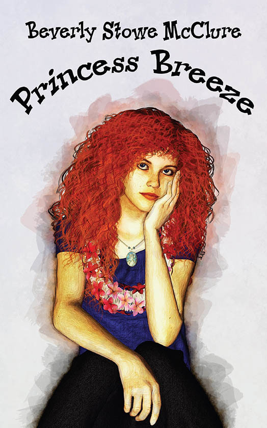 Princess Breeze ~ cover art and design by AidanaWillowRaven
