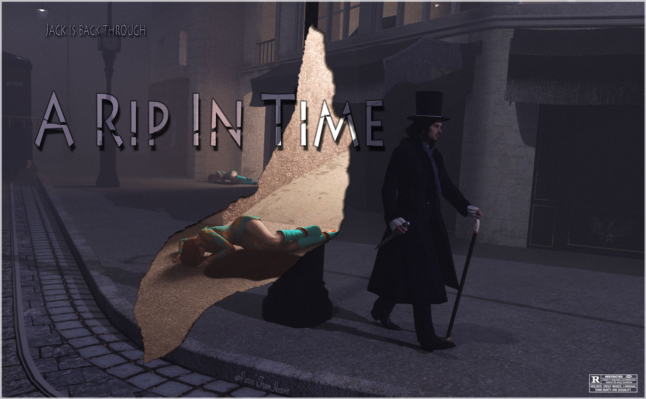 A Rip in Time by dollmommy
