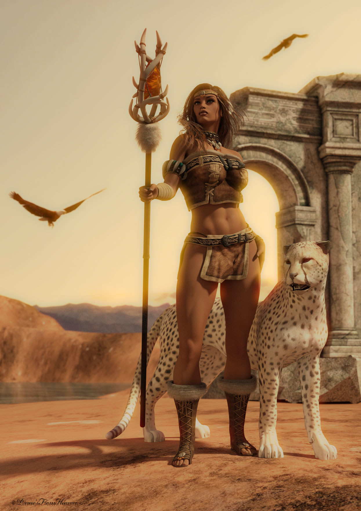 Searching for New Lands to Conquer by dollmommy