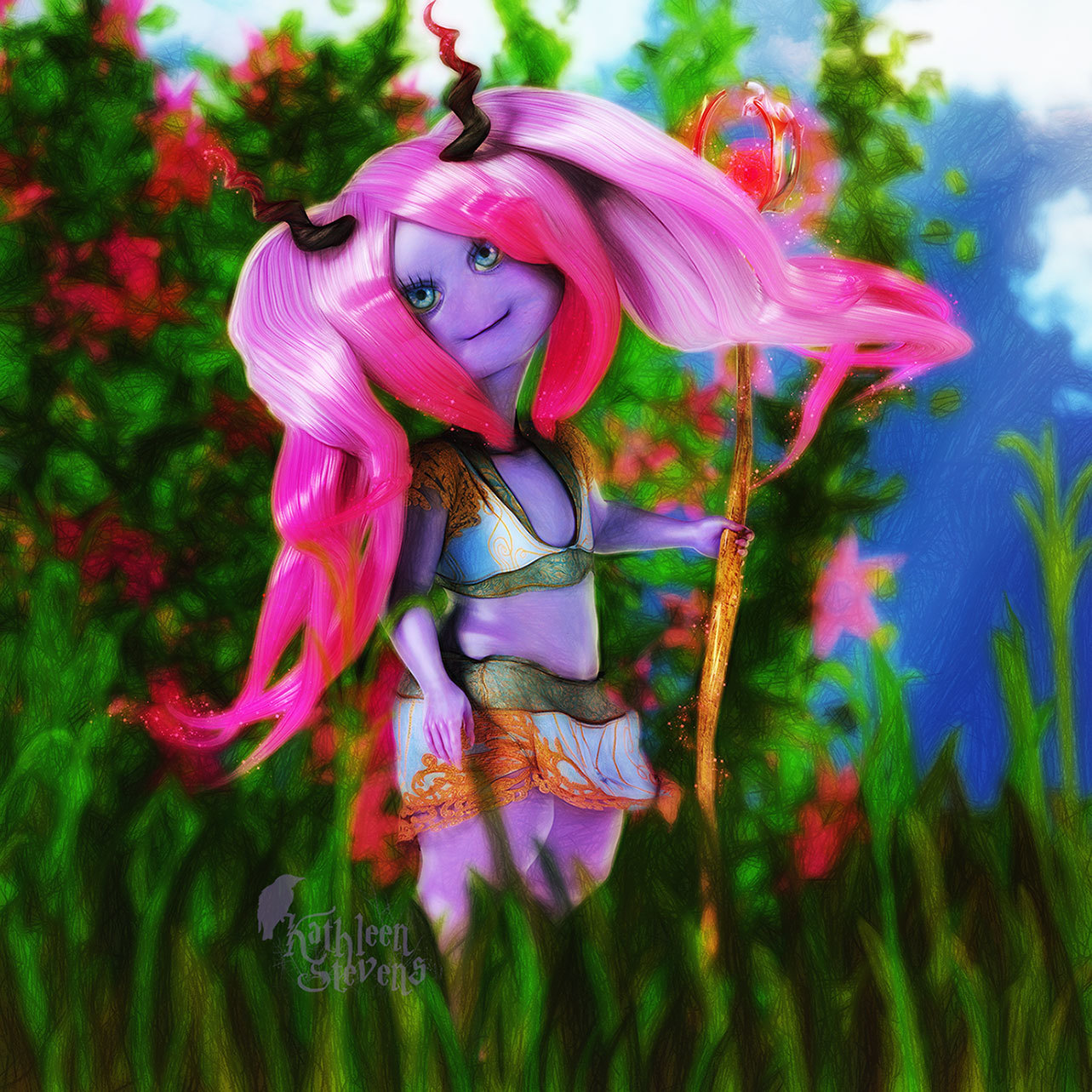 Little Creature by loligagger
