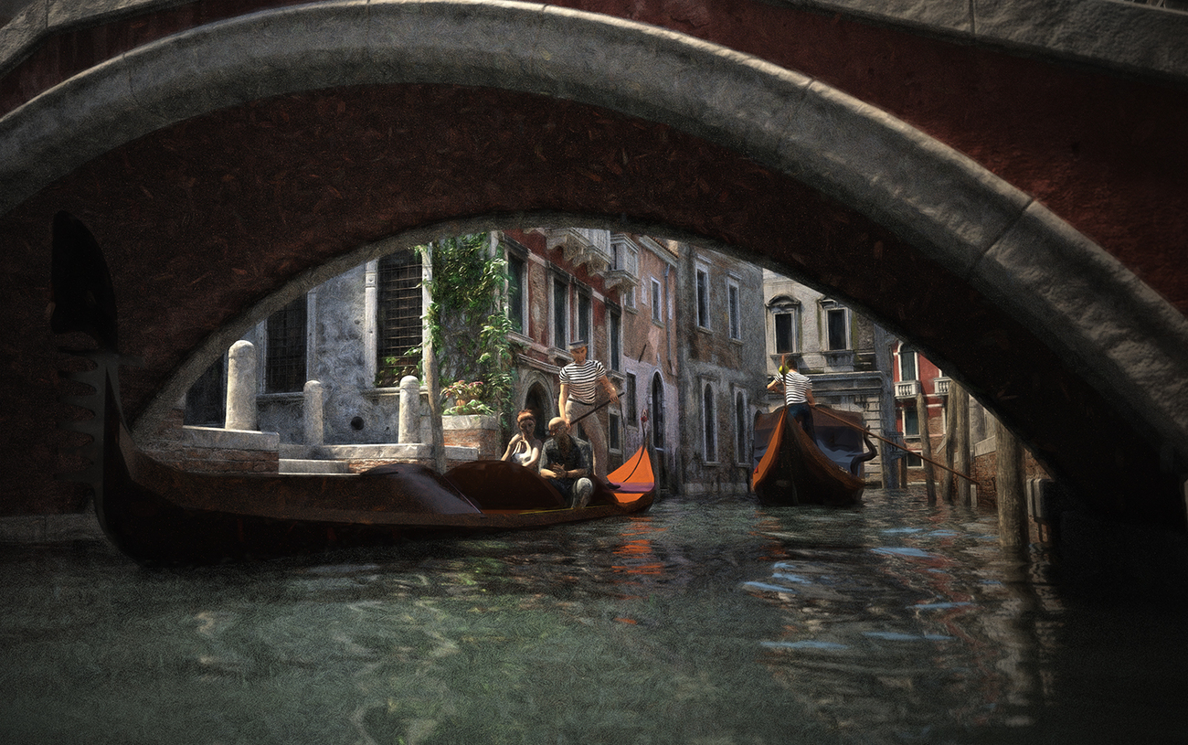 Venice by martial