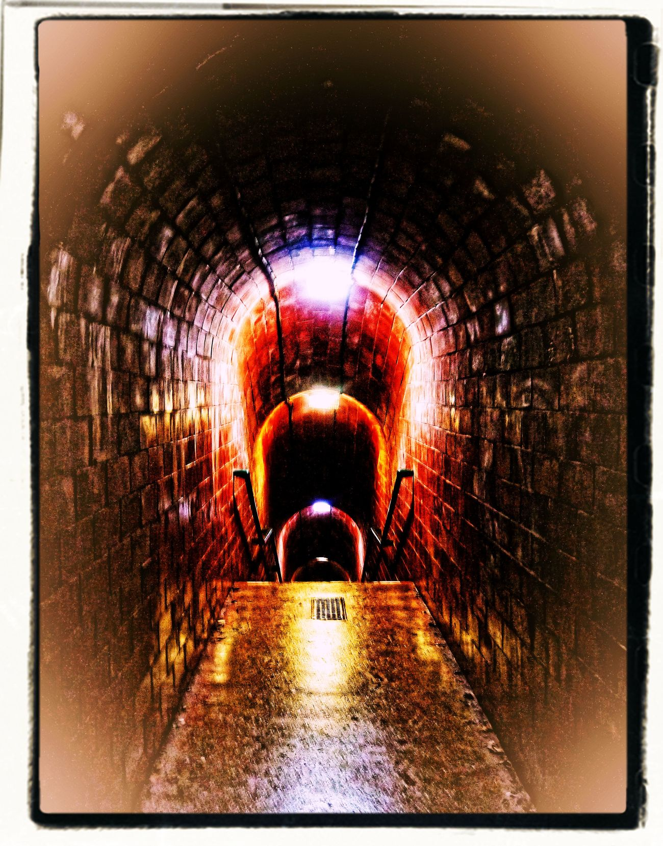 tunnel by awjay