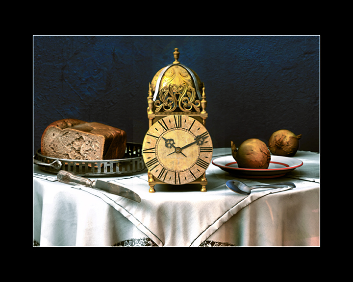 Gold Clock Revisited
