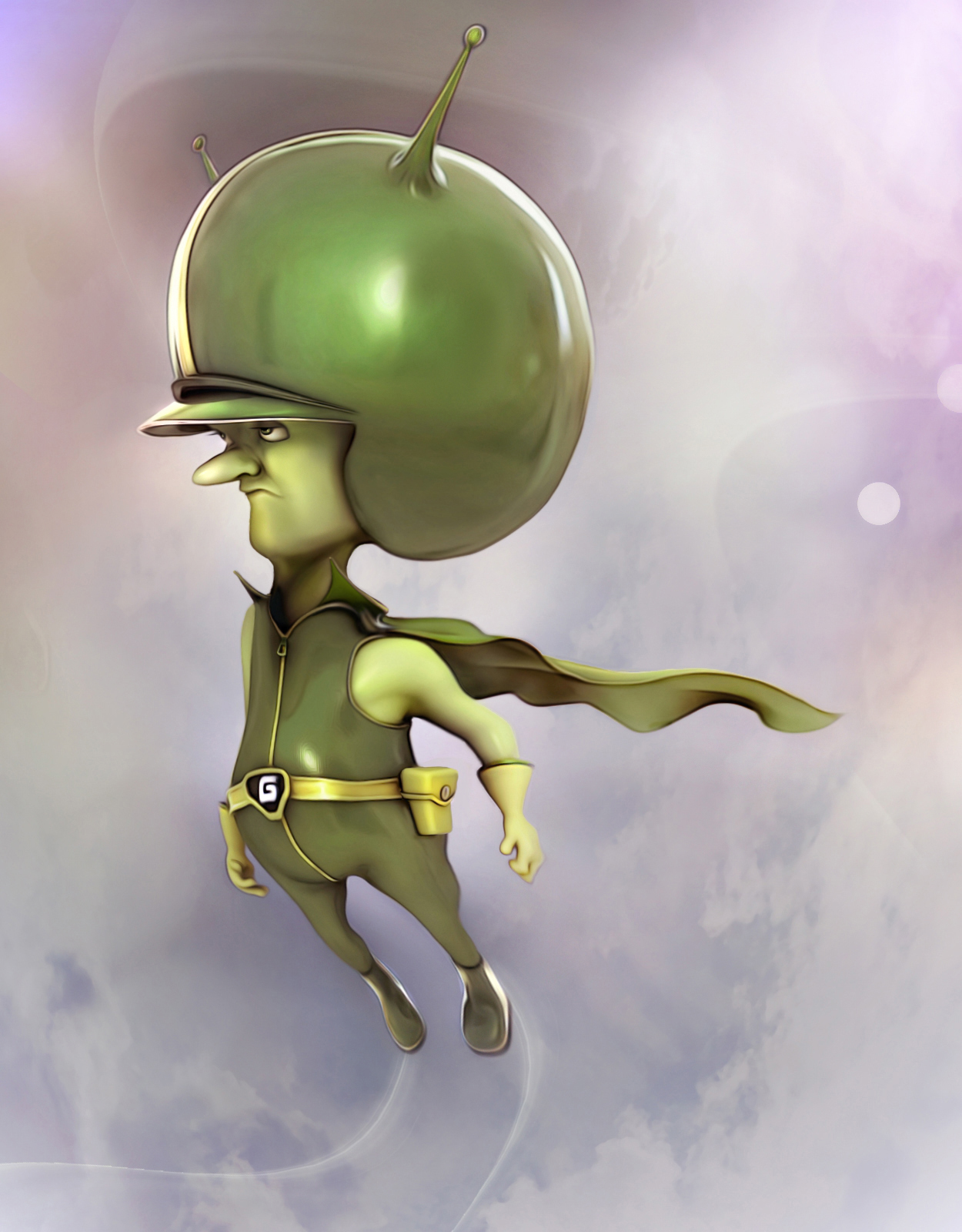 The Great Gazoo by Odessey