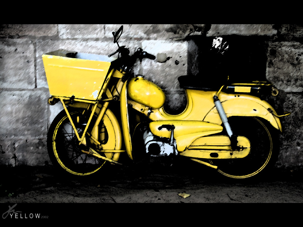 YELLOW by Cyphre