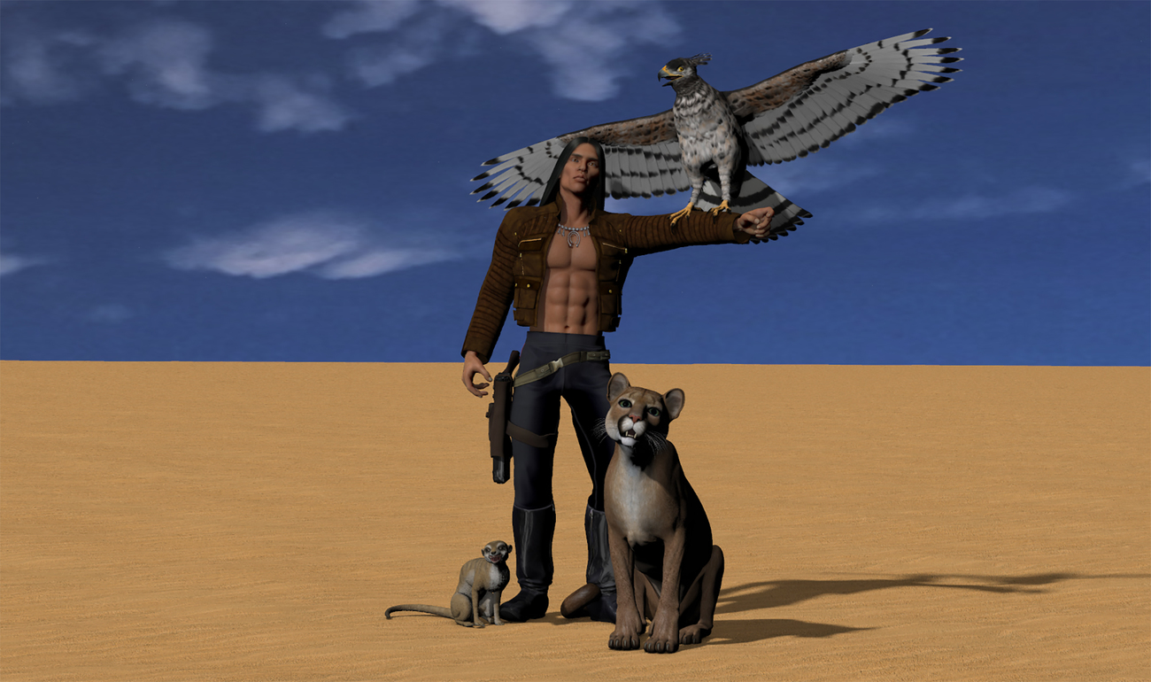 The Beastmaster by Howy2012