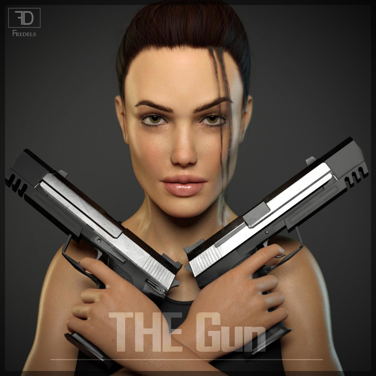THE Gun, now in store!