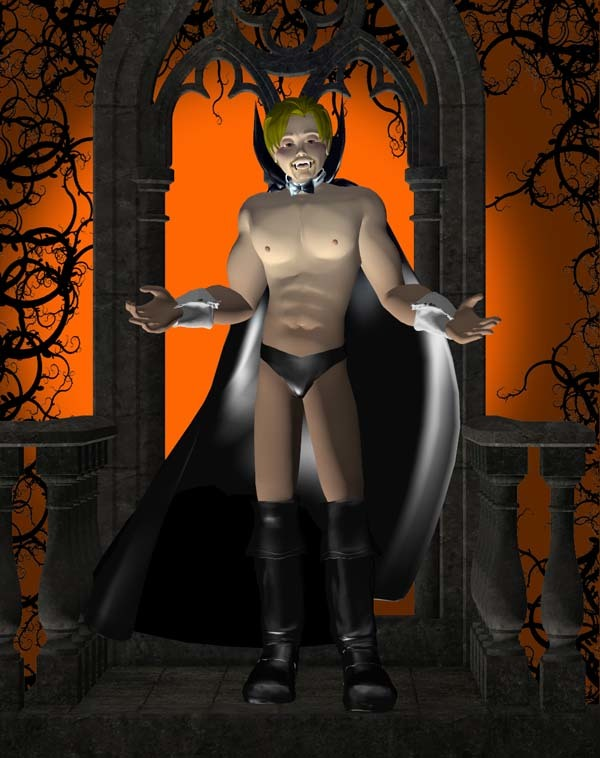 Halloween Gilles! by SeanMartin