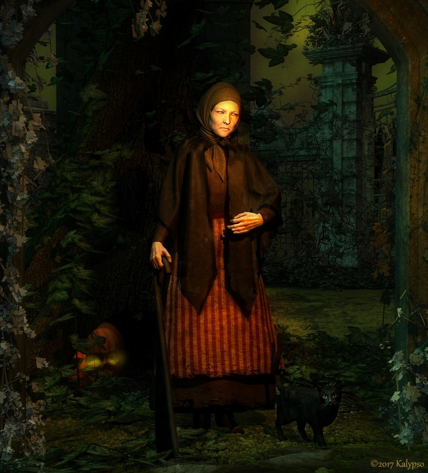 Blessed Samhain by Kalypso